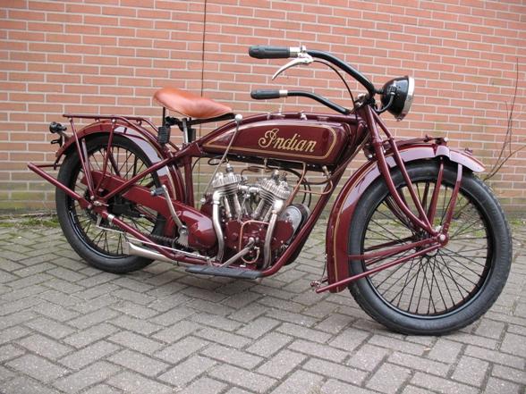 Mb Motors Indian Scout 1922 Oldtimer